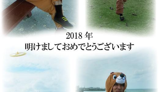 2018年明けましておめでとうございます。~てっとり早く良い感じの年賀状作るには~